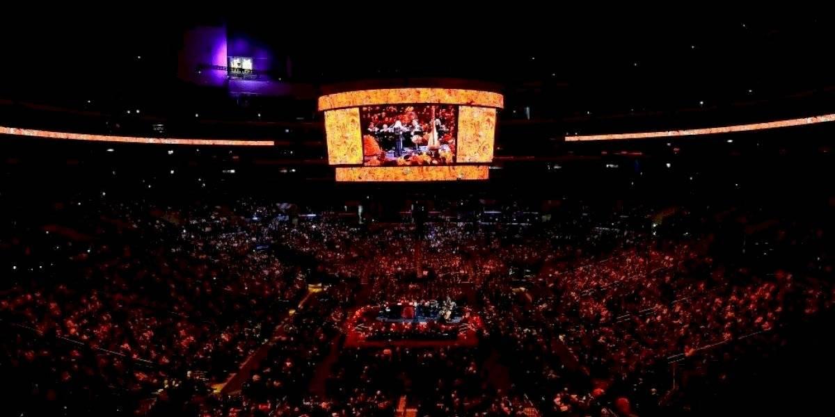 """El último adiós: Los Lakers le rindieron homenaje en una """"Celebración a la vida"""" a Kobe Bryant"""