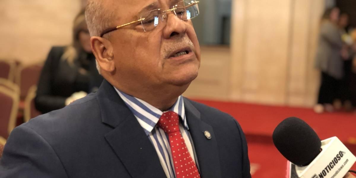 Senado confirma a Edwin García como Ombudsman