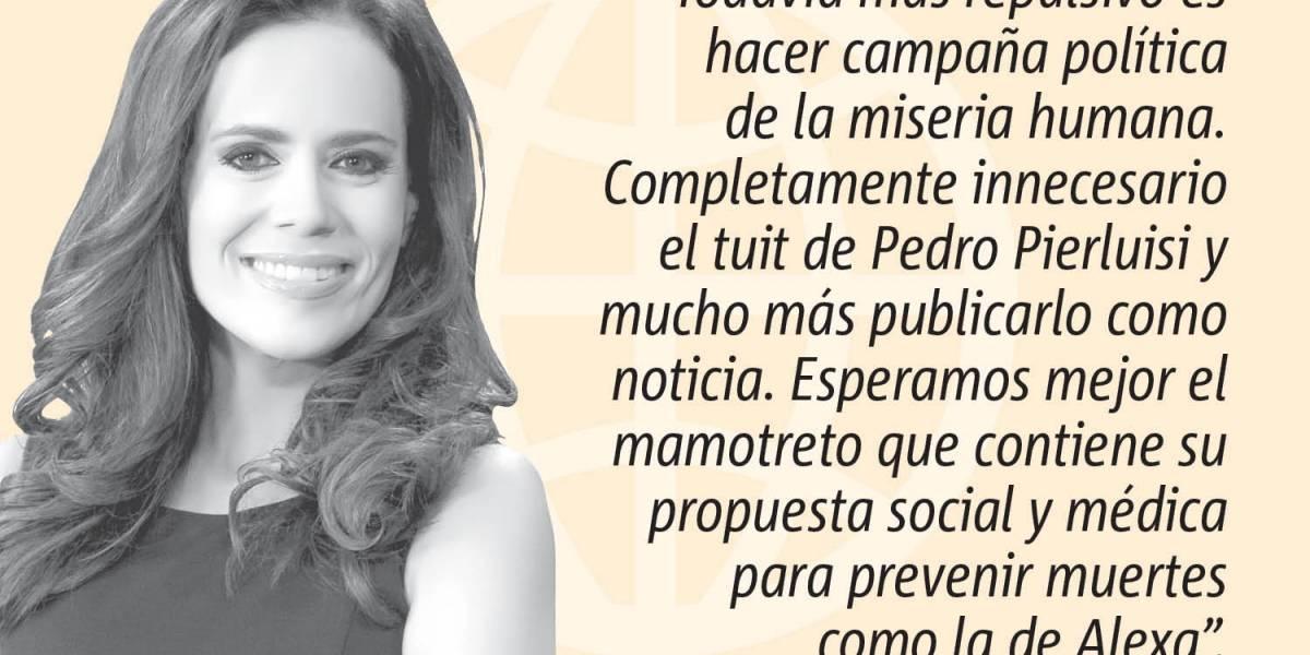 """Opinión de Mariliana Torres: """"Alexa"""""""