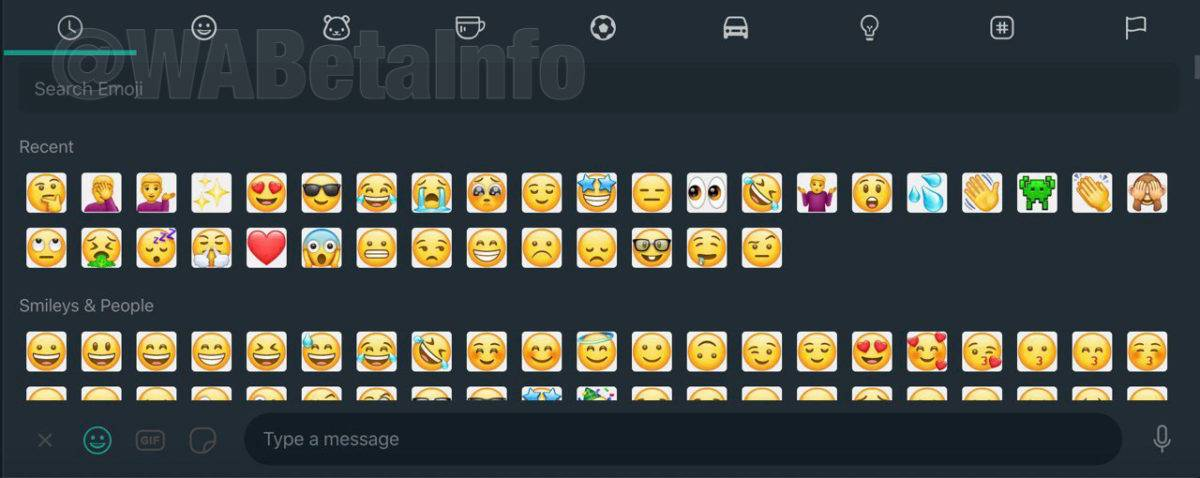 WhatsApp estaría trabajando en un modo oscuro para la versión de escritorio