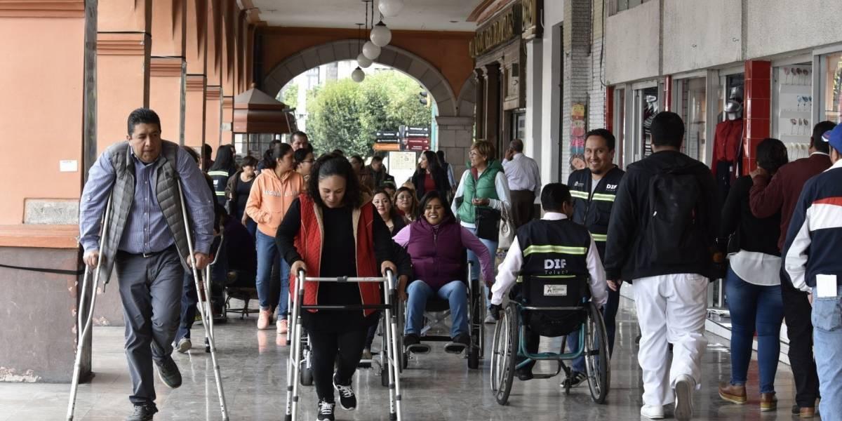 Crecen quejas por discriminación a personas con discapacidad