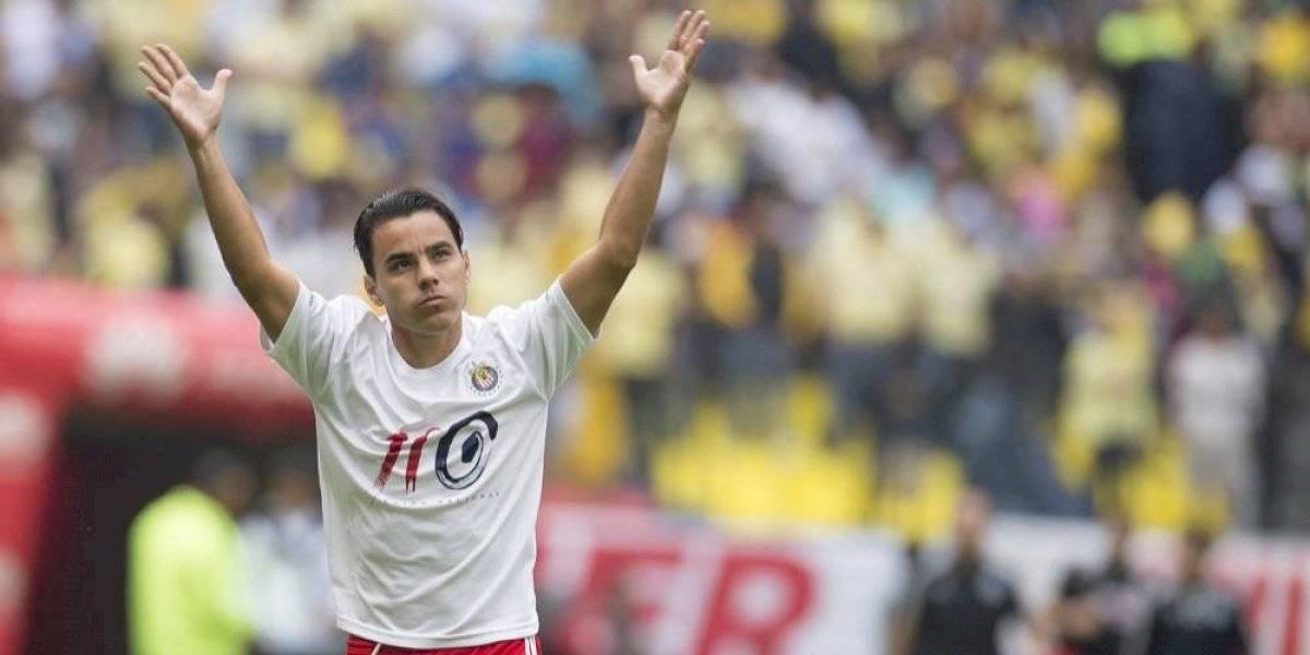 """""""Sé que desde otro lugar, algún día regresaré a Chivas"""": Omar Bravo"""