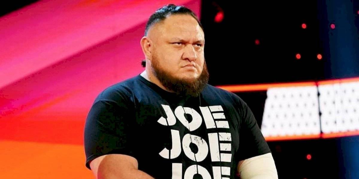 Samoa Joe, estrella de WWE, suspendido por violar la política de bienestar