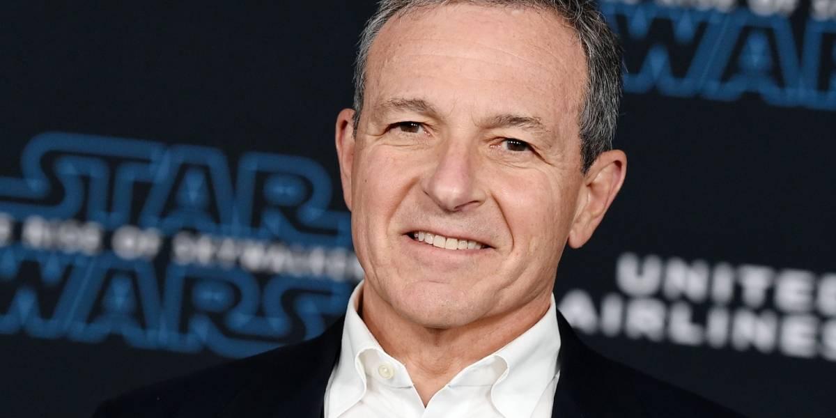 Renuncia CEO de Disney