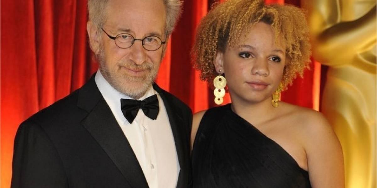 """Steven Spielberg se siente """"avergonzado"""" por el deseo de su hija  de convertirse en estrella porno"""