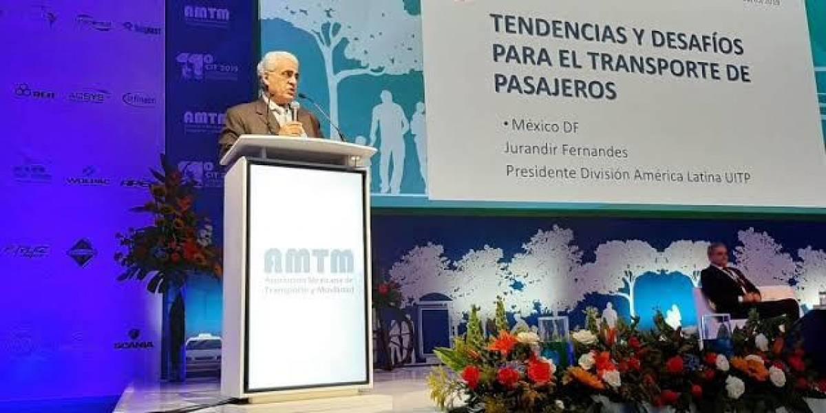 Asociación Mexicana de Transporte convoca al Premio Nacional de Transporte Urbano y Movilidad