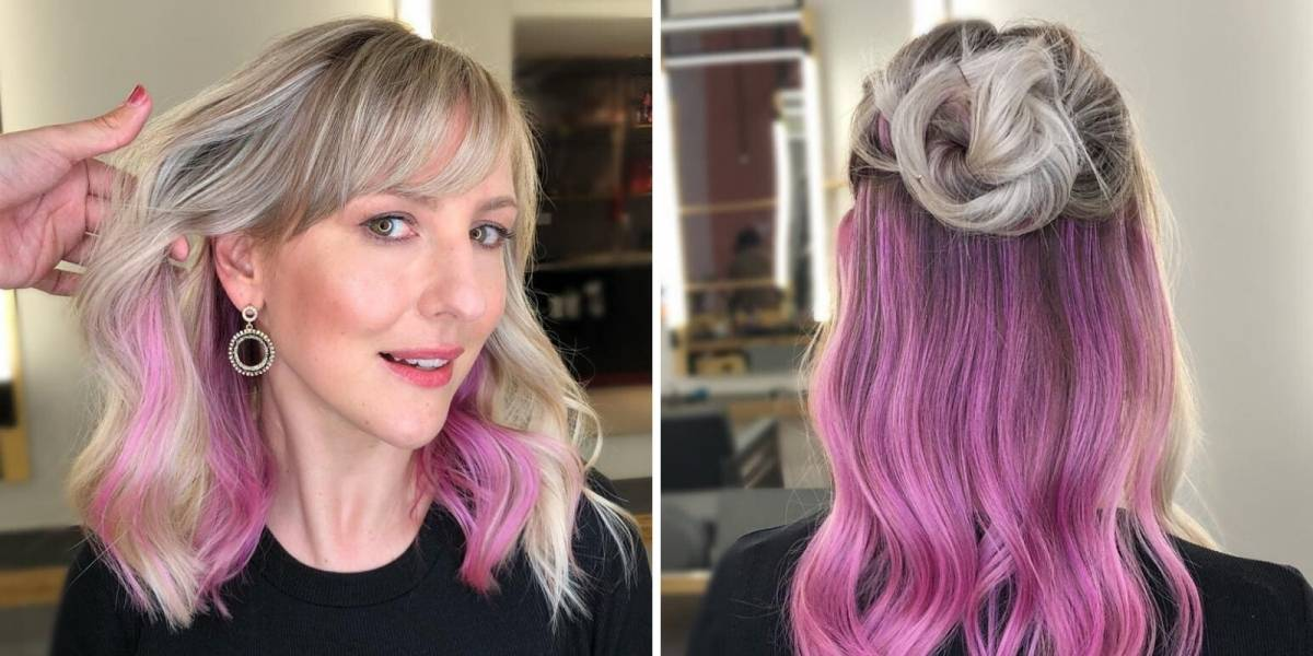 Cherry blossom: a cor de cabelo para arrasar em 2020