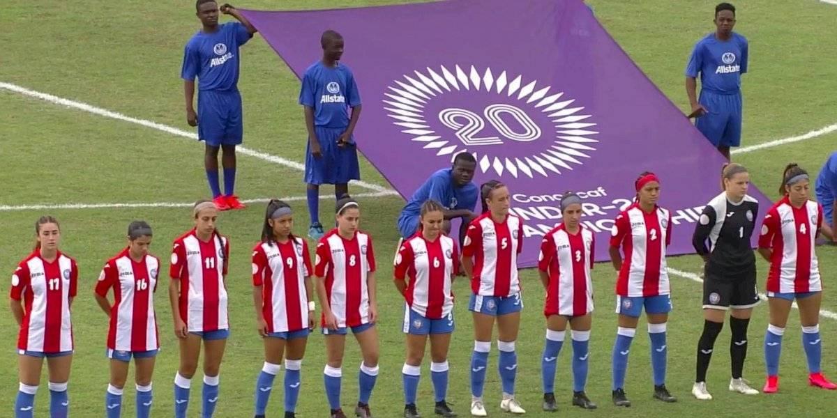 Puerto Rico pasa a la siguiente ronda del CONCACAF Pre Mundial Sub-20 Femenino
