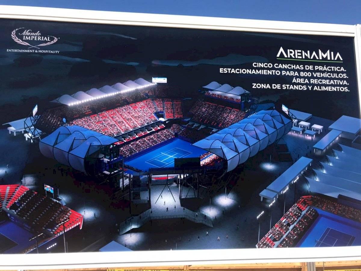 Estadio AMT | Foto tomada: Aldo Miranda