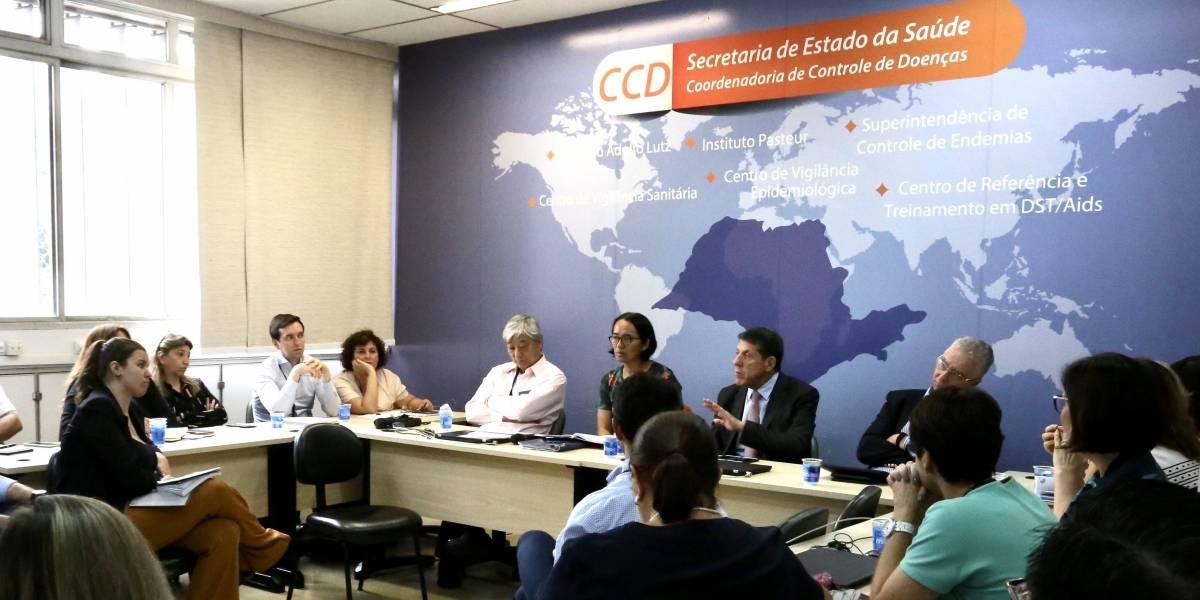 Com caso confirmado, Governo de SP cria centro de combate ao coronavírus