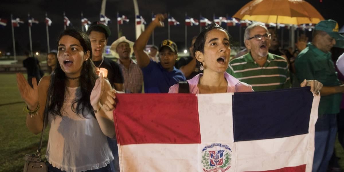 Trabucazo 2020, la protesta masiva con la que los dominicanos exigen un cambio