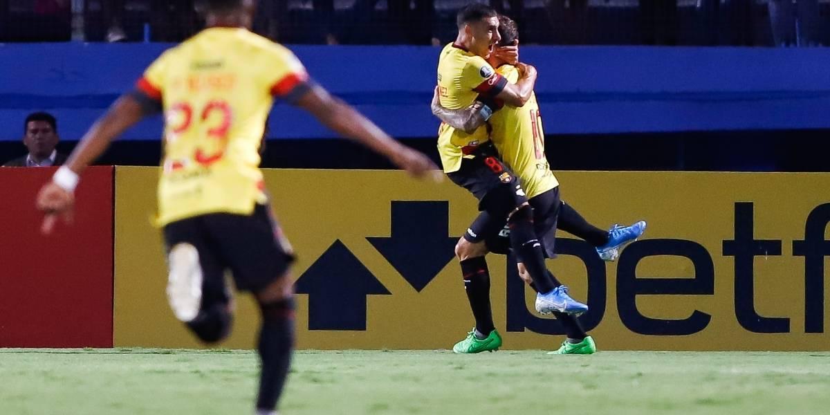 Barcelona SC jugará con Independiente del Valle y Flamengo en la Copa Libertadores