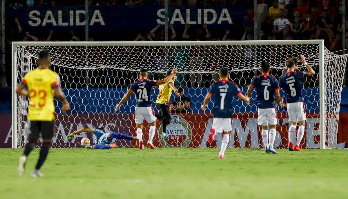 Barcelona SC jugará con Independiente del Valle y Flamengo en la Copa Libertadores EFE