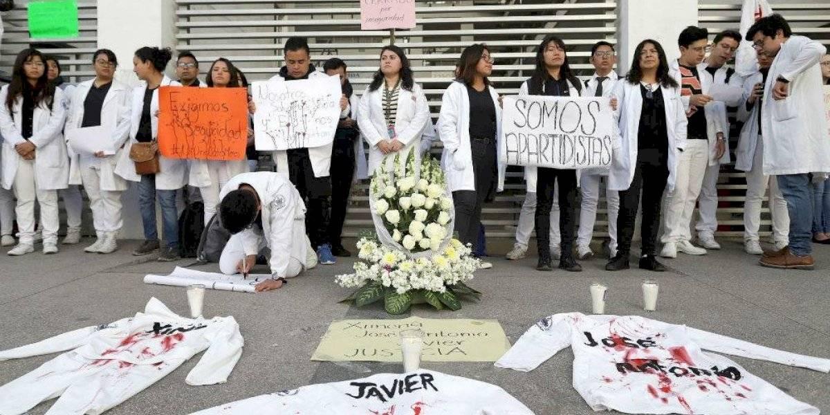 ¿Quiénes son los cuatro jóvenes asesinados en Puebla?