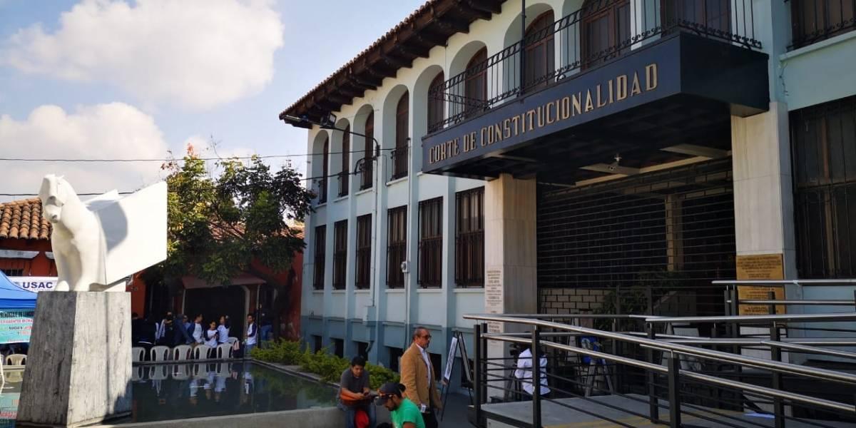 CC ampara al Ministerio Público en tema de elección de magistrados de CSJ