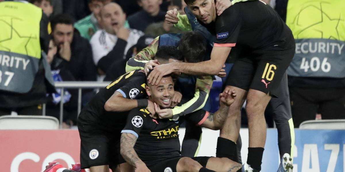"""El Manchester City dio el gran golpe en el Santiago Bernabéu y dejó colgando de la """"Orejona"""" al Real Madrid"""