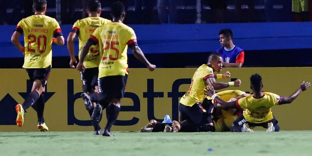 La alineación de Barcelona SC para 'romper el invicto' ante Liga de Quito