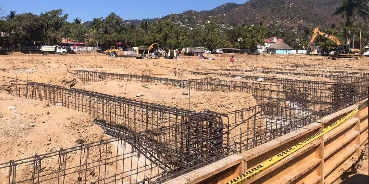 FOTOS: Inaugurarán estadio para el Abierto de Acapulco en enero 2021
