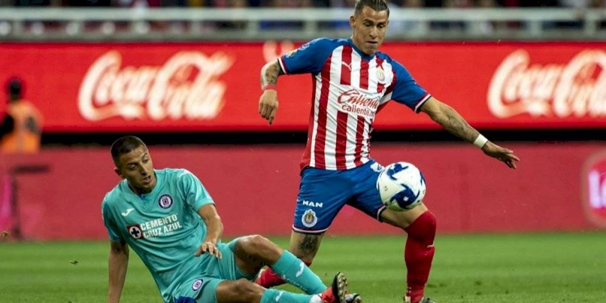 """""""Chicote"""" Calderón se disculpa con Chivas y reconoce su mala decisión"""