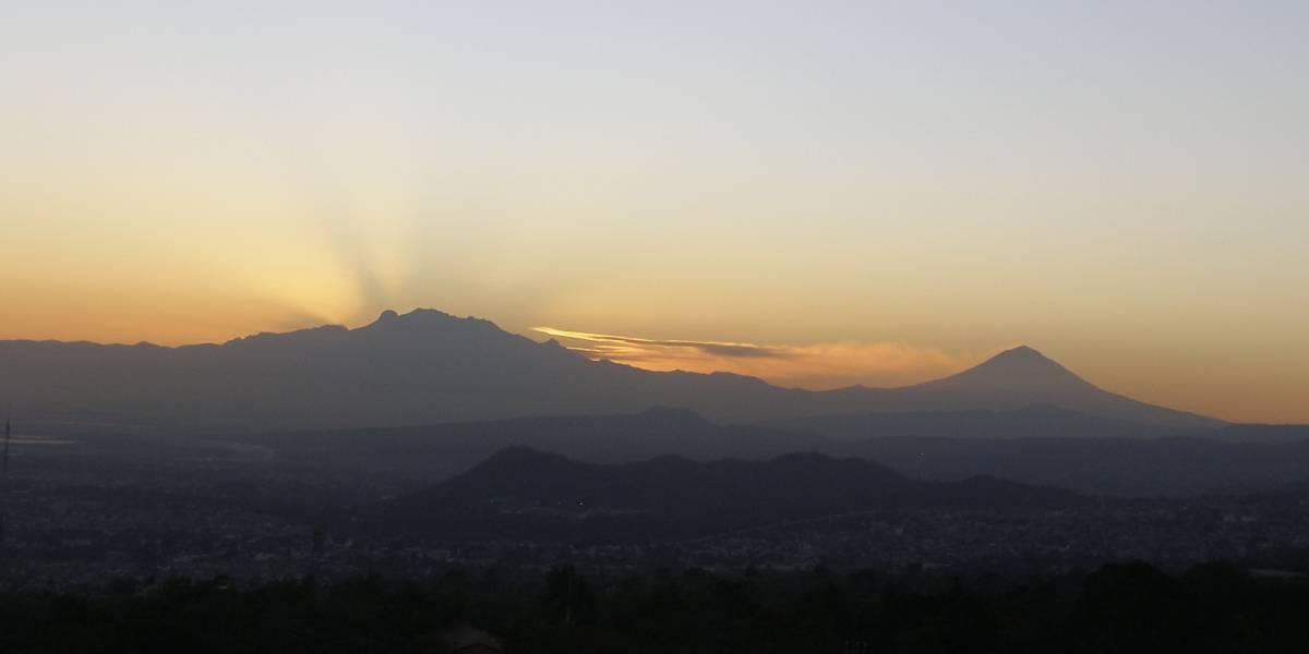 Calidad del Aire es buena en Ciudad de México la mañana de este miércoles