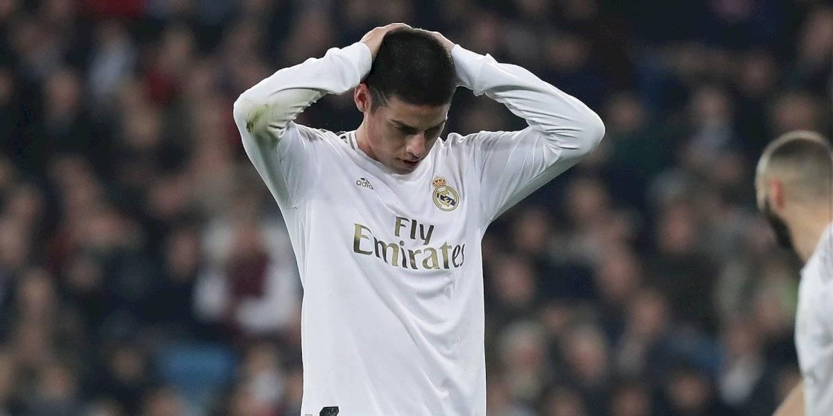 Pandemia obligará a Real Madrid a deshacerse de varios jugadores, entre ellos de James