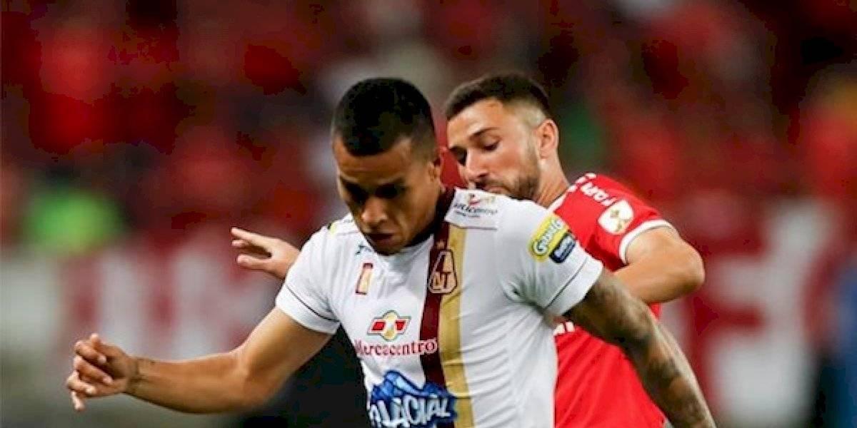 Tolima no supo cómo hacerle daño al Inter y quedó eliminado de la Libertadores