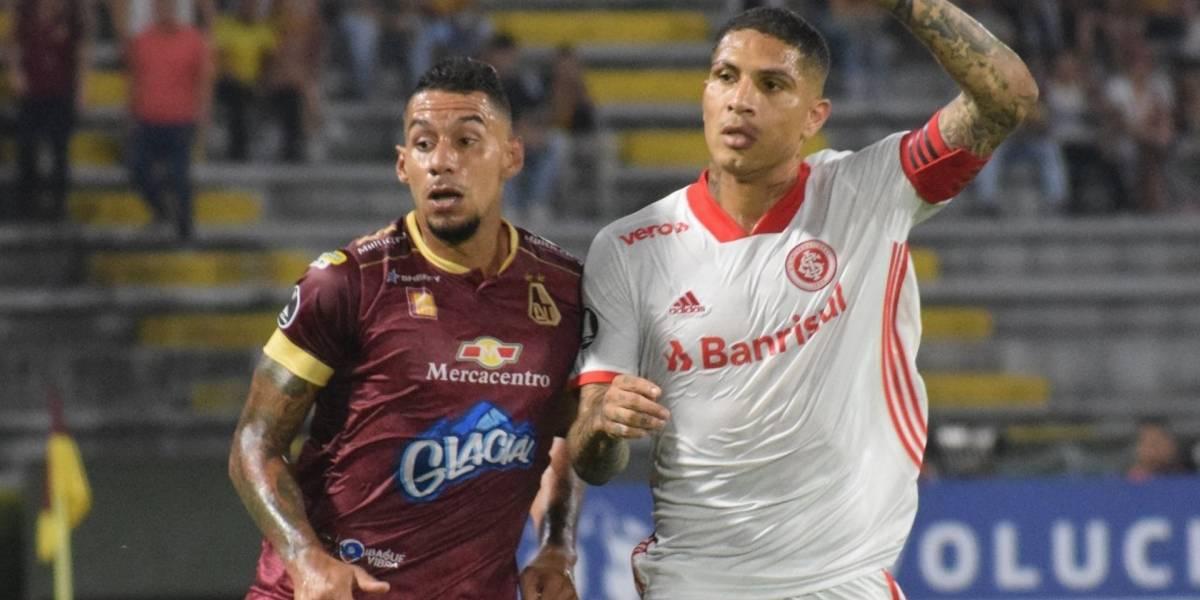 Internacional vs. Tolima | Los pijaos viajan a Brasil en busca de hacer historia en la Libertadores