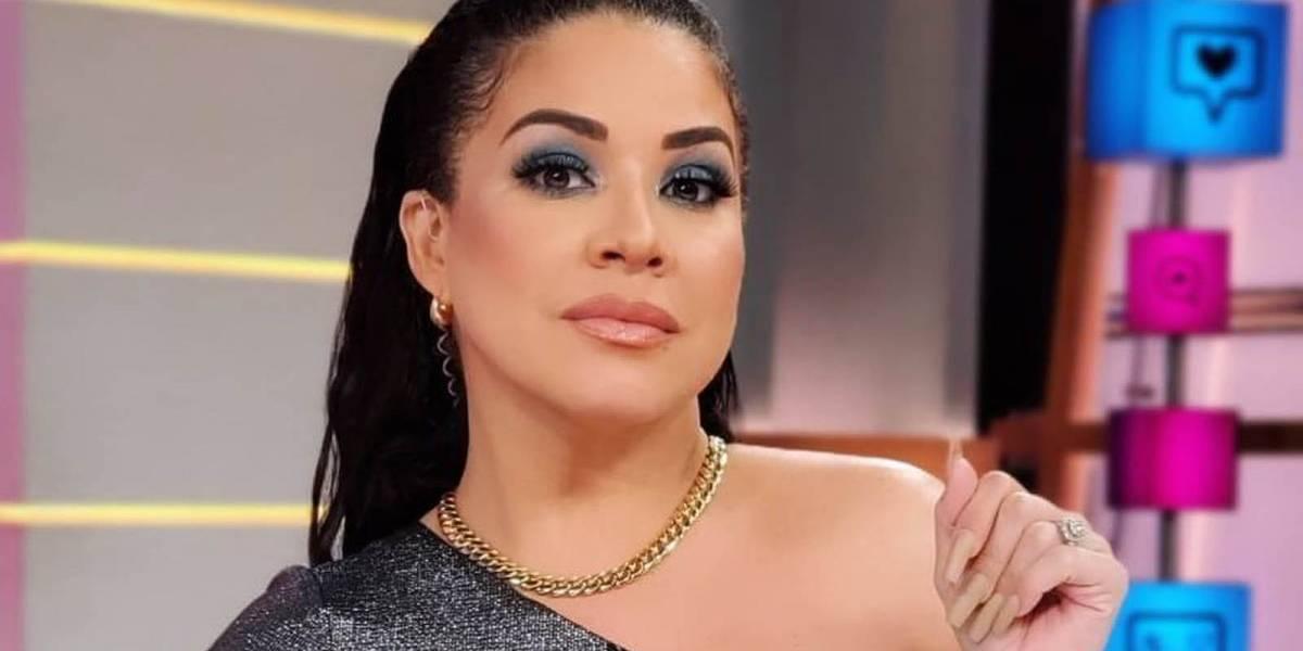 """Carolina Sandoval hace una escena que calificaron como """"showcera y ridícula"""" al hablar de Leticia y Yadhira"""