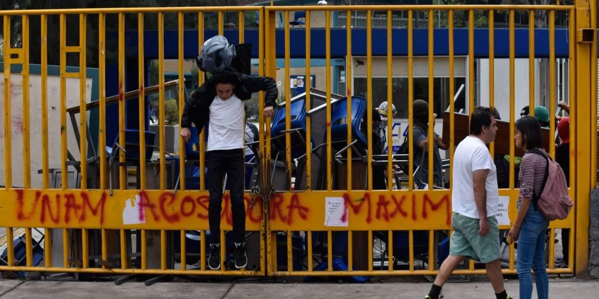 UNAM condena agresiones en el CCH Azcapotzalco