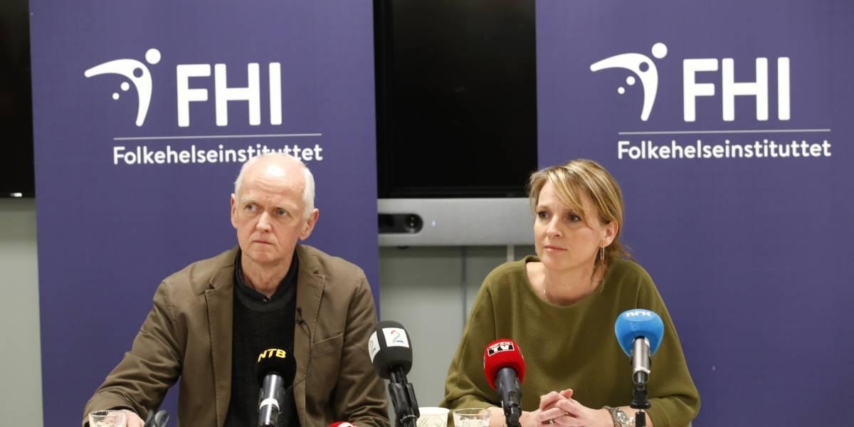 Confirman el primer y único caso por coronavirus en Noruega