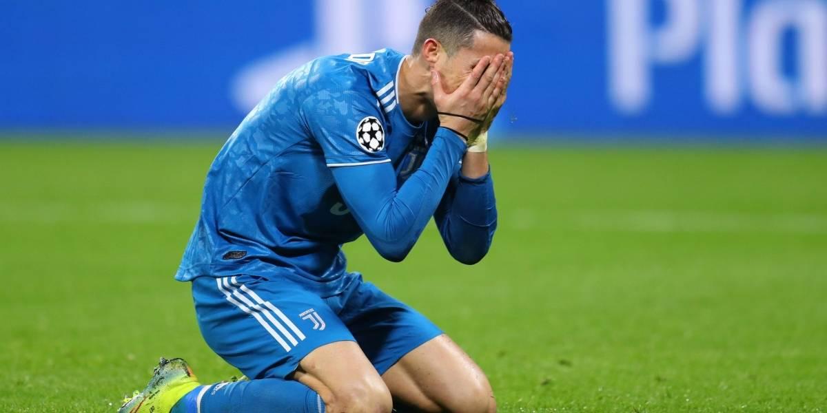 Cristiano Ronaldo corta su récord goleador en 2020