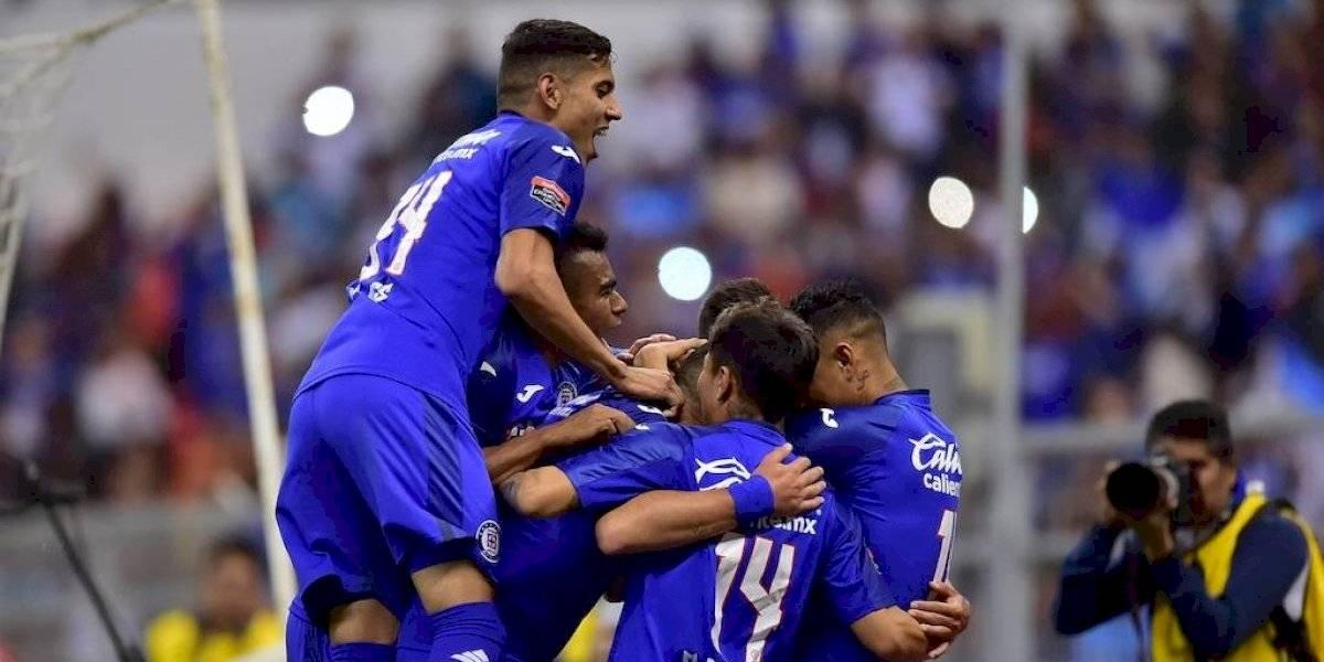 Cruz Azul cumple el trámite y avanza a la siguiente ronda de Concachampions