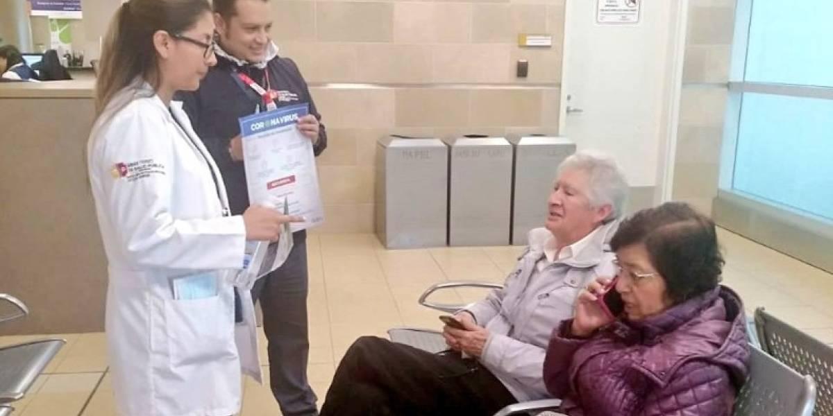 """Ecuador revisará """"pasajero por pasajero"""" que provengan de países afectados por coronavirus"""