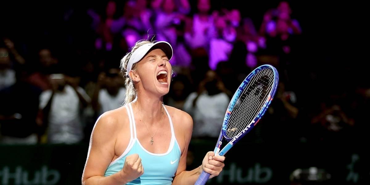 Maria Sharapova, ex-número um do mundo, se aposenta do tênis aos 32