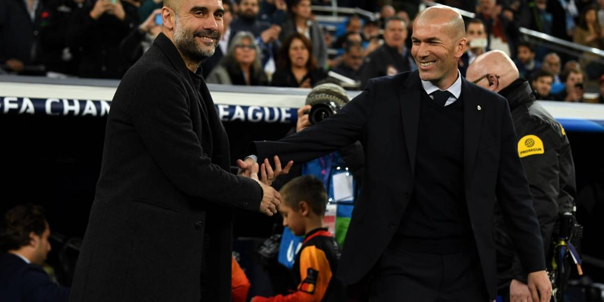 """Por esto Mister Chip dice que """"Pep Guardiola es Dios en el Bernabéu"""""""