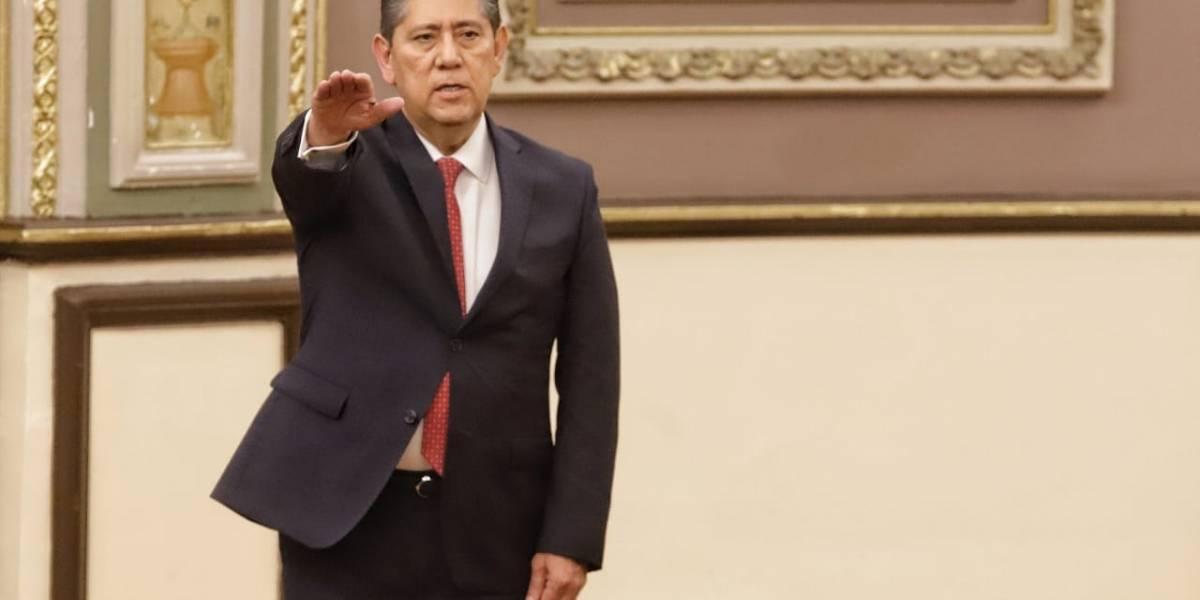 Congreso designa a Higuera como nuevo fiscal de Puebla