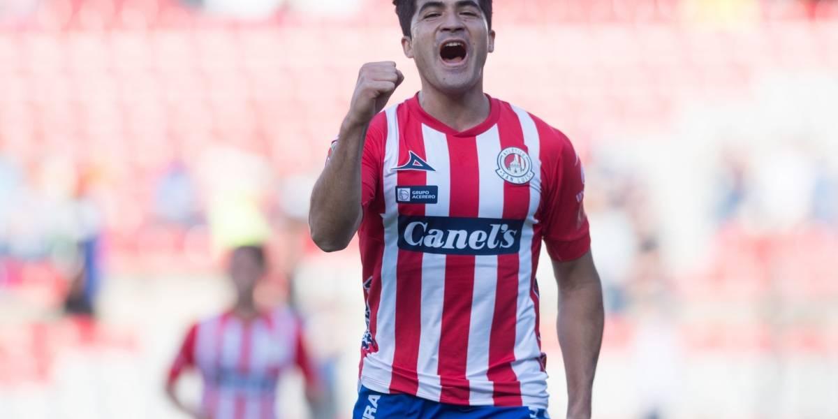 Atlético de San Luis invita a niño que hizo tarea sobre victoria del equipo