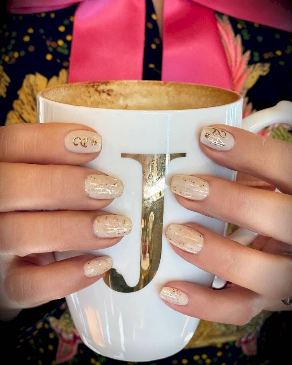 The Manicure of Jennifer Lopez
