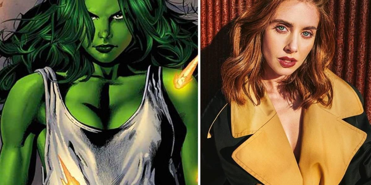 """Marvel y Disney+ persiguen a la actriz de su próxima serie """"She Hulk"""" y ya suena un nombre"""