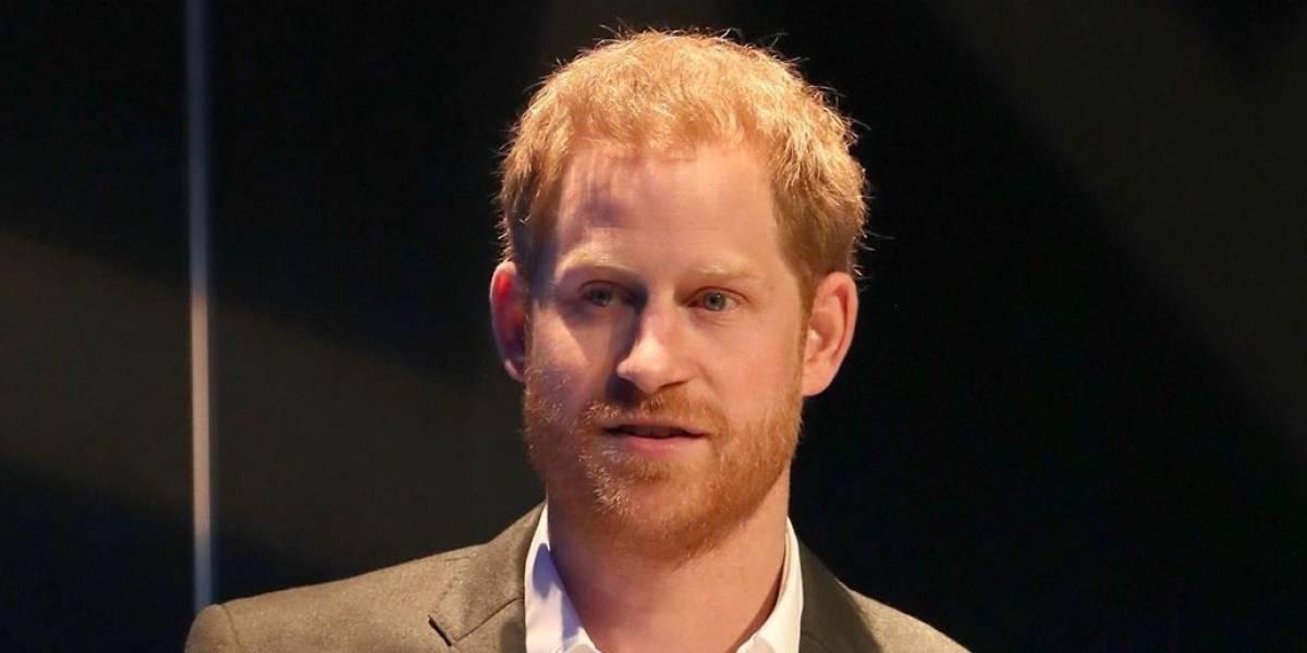 """""""Solo llámame Harry"""": El príncipe Harry pide que no se le llame por su título real"""