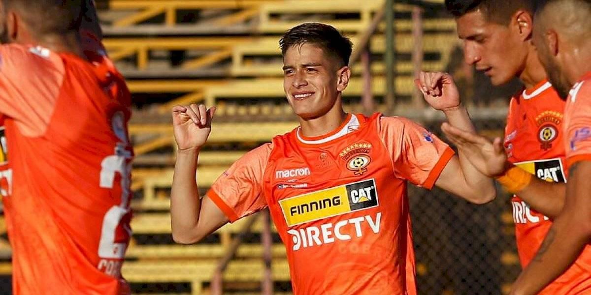 """El Cobreloa del """"Fantasma"""" Figueroa arranca una nueva temporada en la B con un triunfo"""