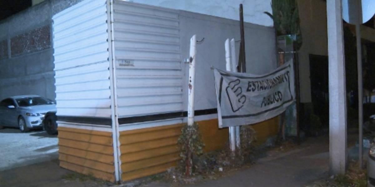 Comando armado realiza robo de 14 autos en la alcaldía Benito Juárez
