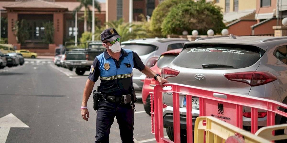 España se convierte en el cuarto país con más contagios de coronavirus