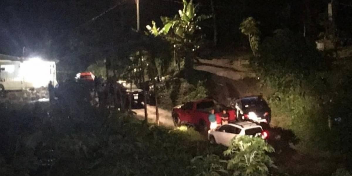 Justicia presenta cargos contra imputado de masacre en Toa Alta