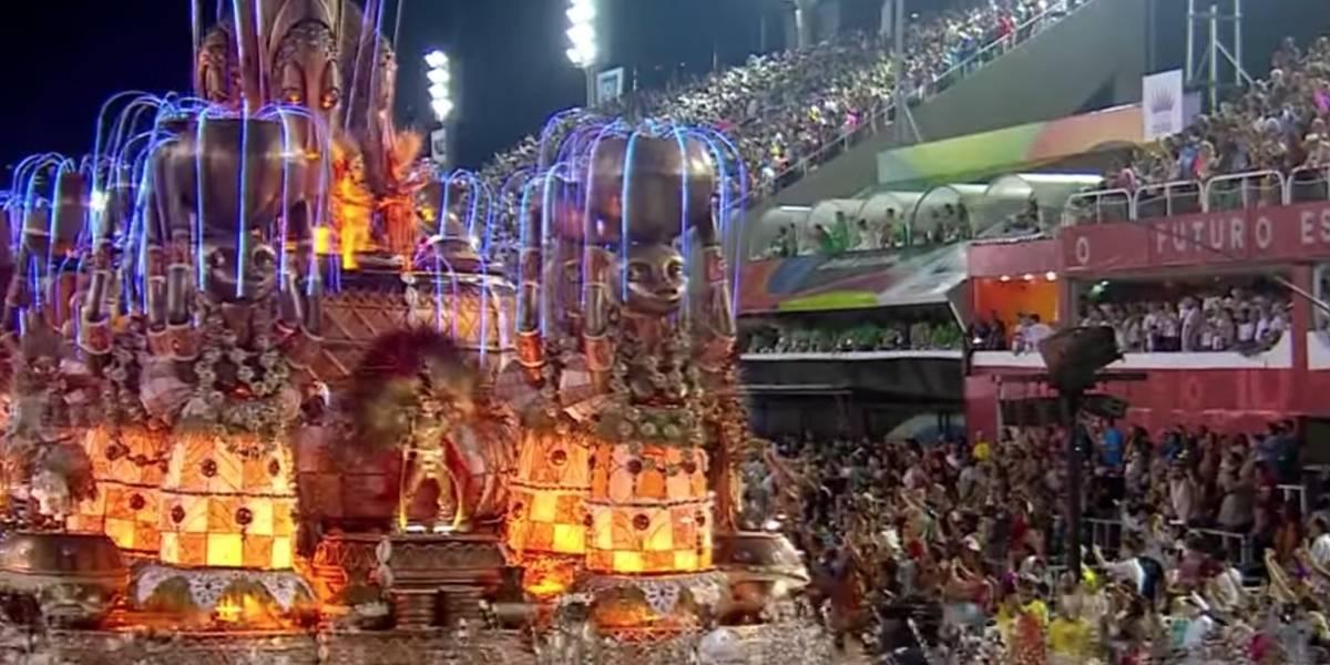 Viradouro surpreende e vence Carnaval carioca