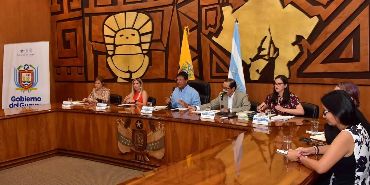 Gobierno del Guayas aprobó ordenanzas para regulación ambiental y tecnificación