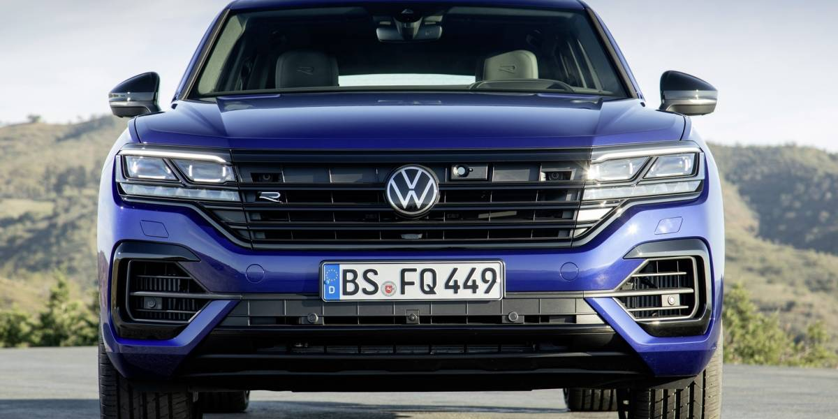 Volkswagen Touareg R, ¡la versión híbrida enchufable!