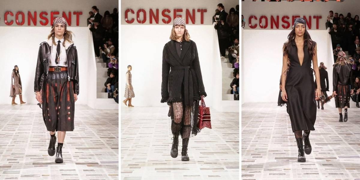 Semana de Moda de Paris: Dior apresenta sua coleção outono-inverno 2020–2021