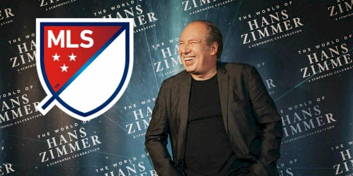VIDEO: Hans Zimmer, ganador del Óscar, crea el nuevo himno de la MLS