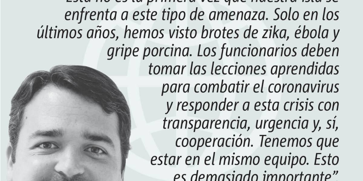 """Opinión de Alejandro Figueroa: """"Hay que prepararse"""""""